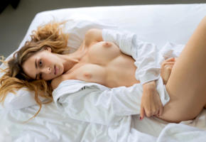 yana wellis, innes a, jane g, yana west, rosalyn, yana, model, pretty, blonde, tits, big tits, boobs, topless, soft focus