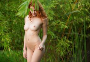 adel c, nude, sexy, 4k, boobs, big tits, nipples, redhead, smile, shaved pussy, heidi romanova, vanessa, heidi r