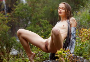 milena angel, totally hot, showing off the goodies, monsoon, jungle goddess