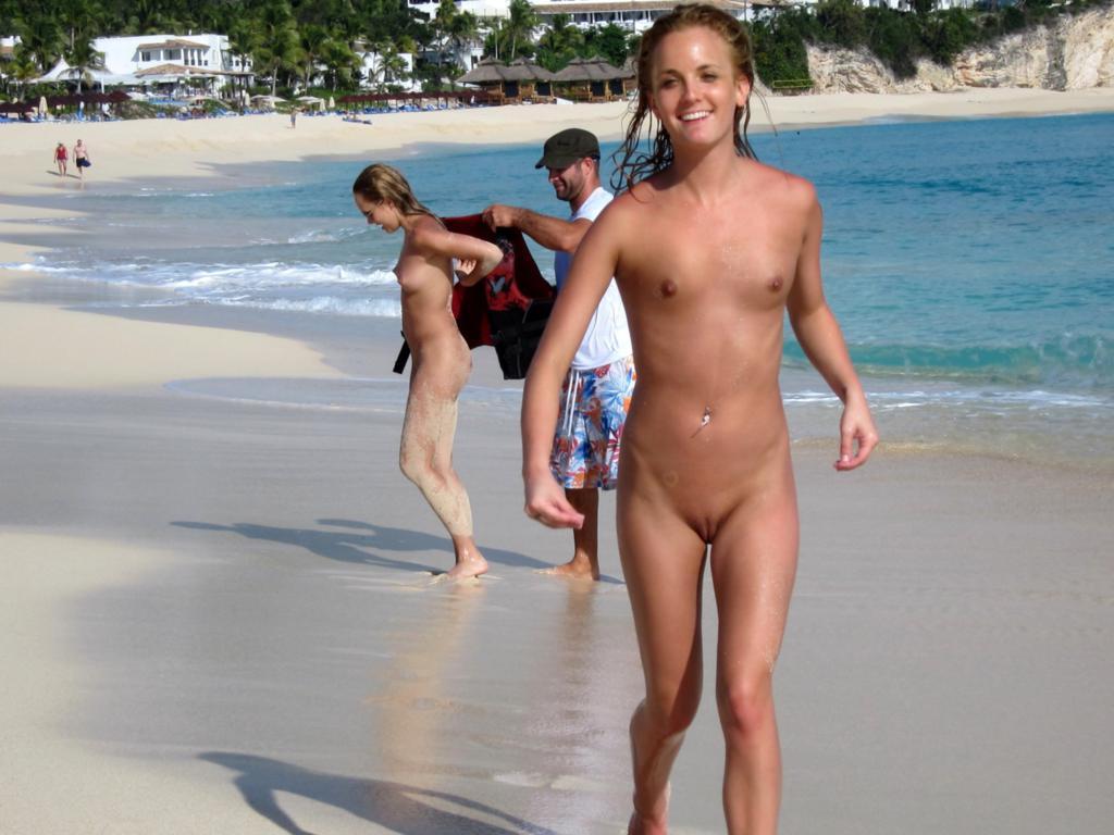 little irish girl nude beach