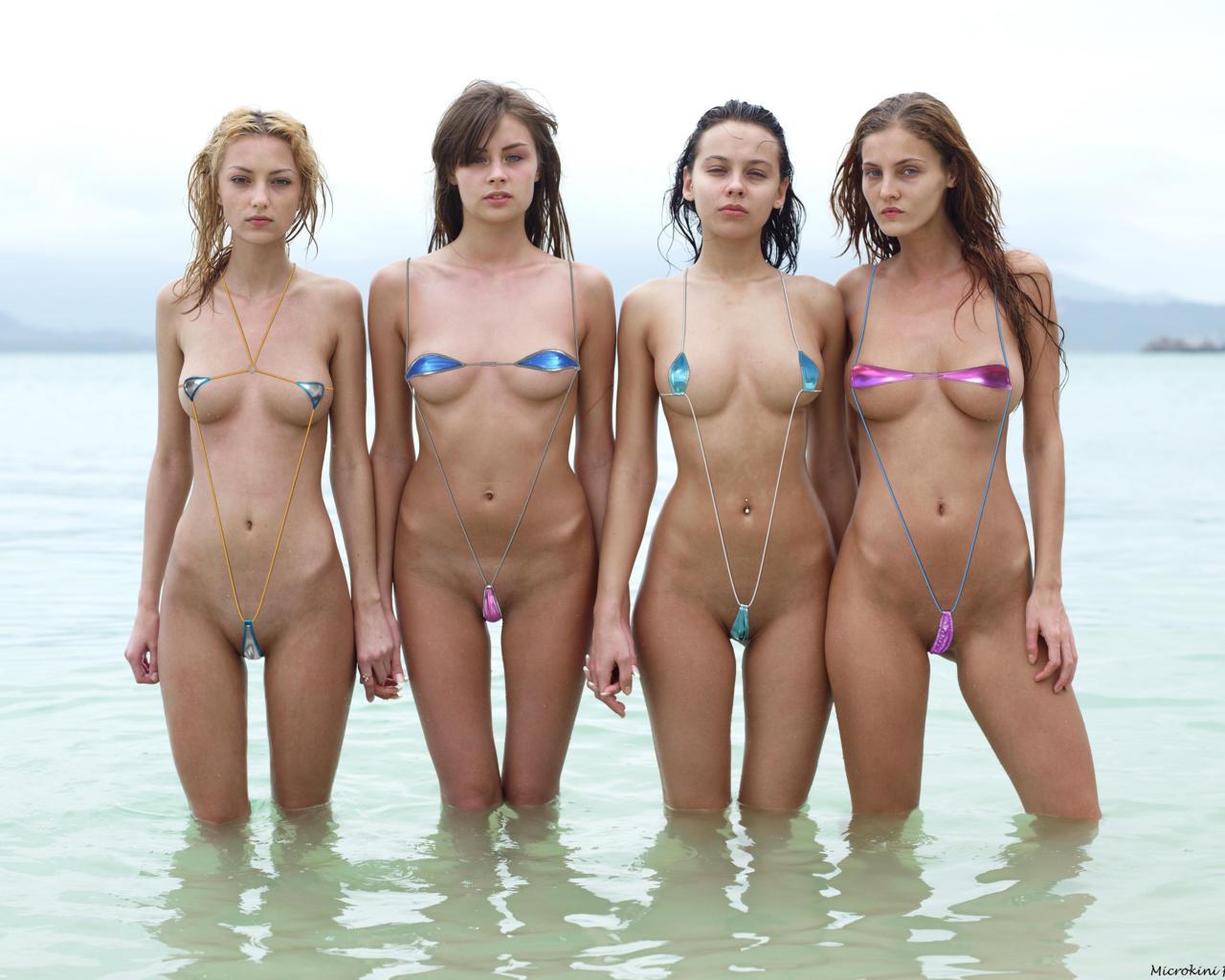 nude college brunette bi