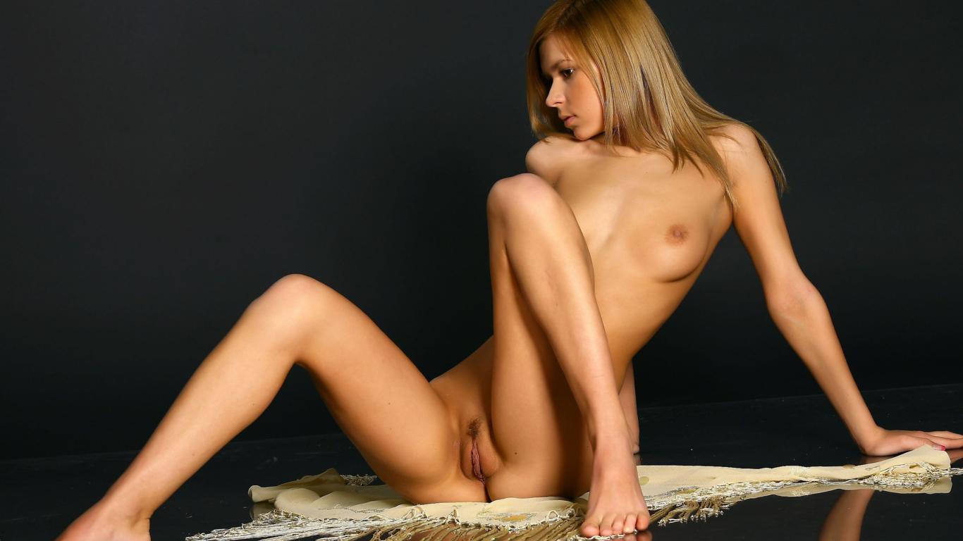 spreading legs