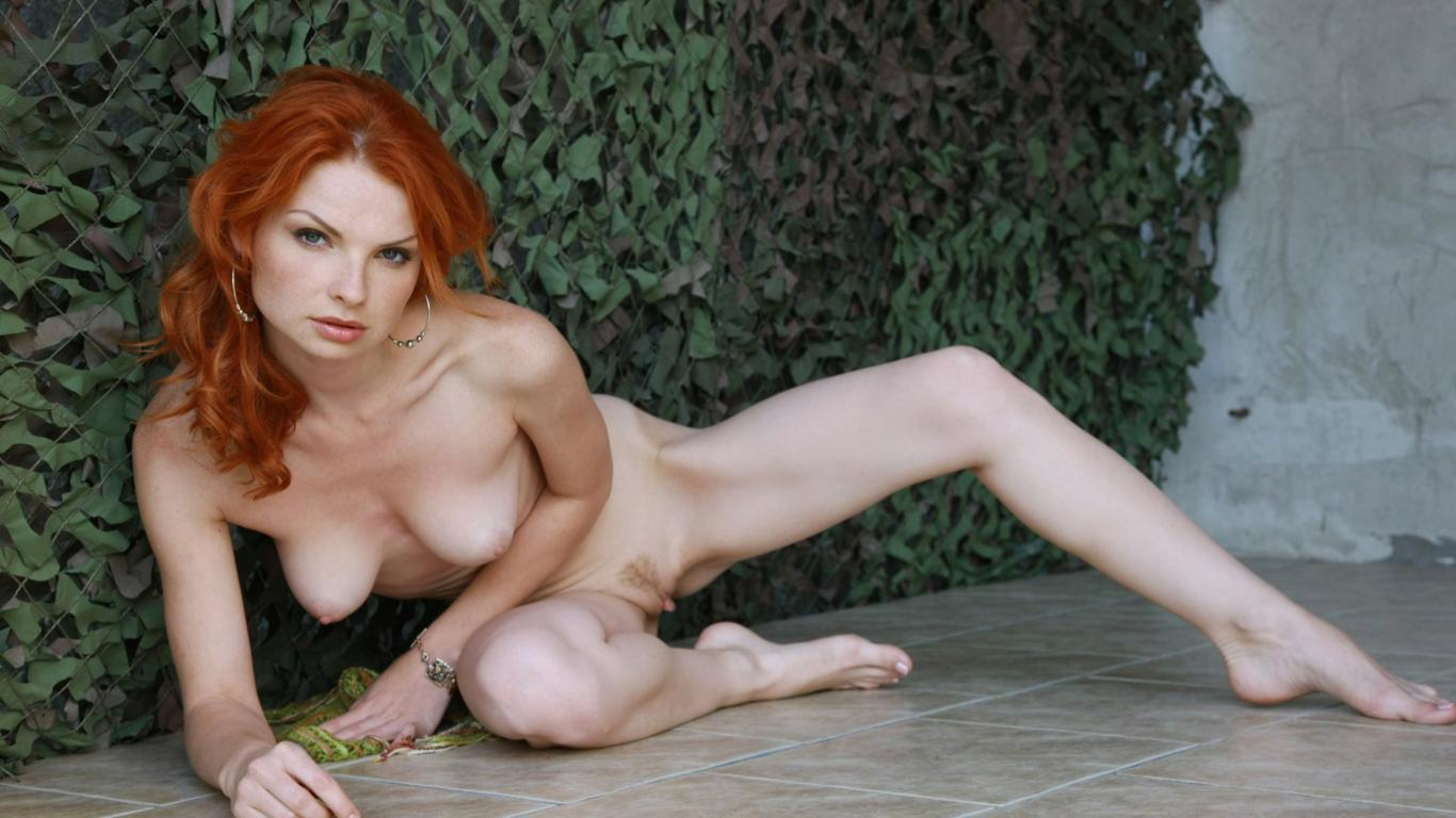 Consider, Brown red hair nude sexy girls