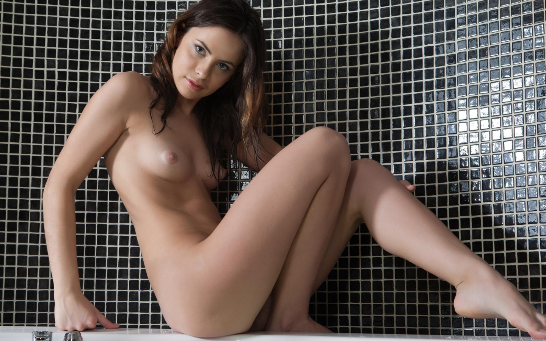 Download photo 1440x900, jennifer, brunette, sexy girl ...