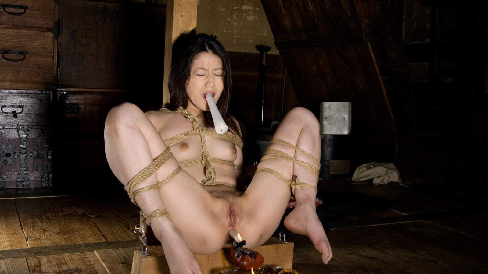 image Hot asian babe in classic porn film