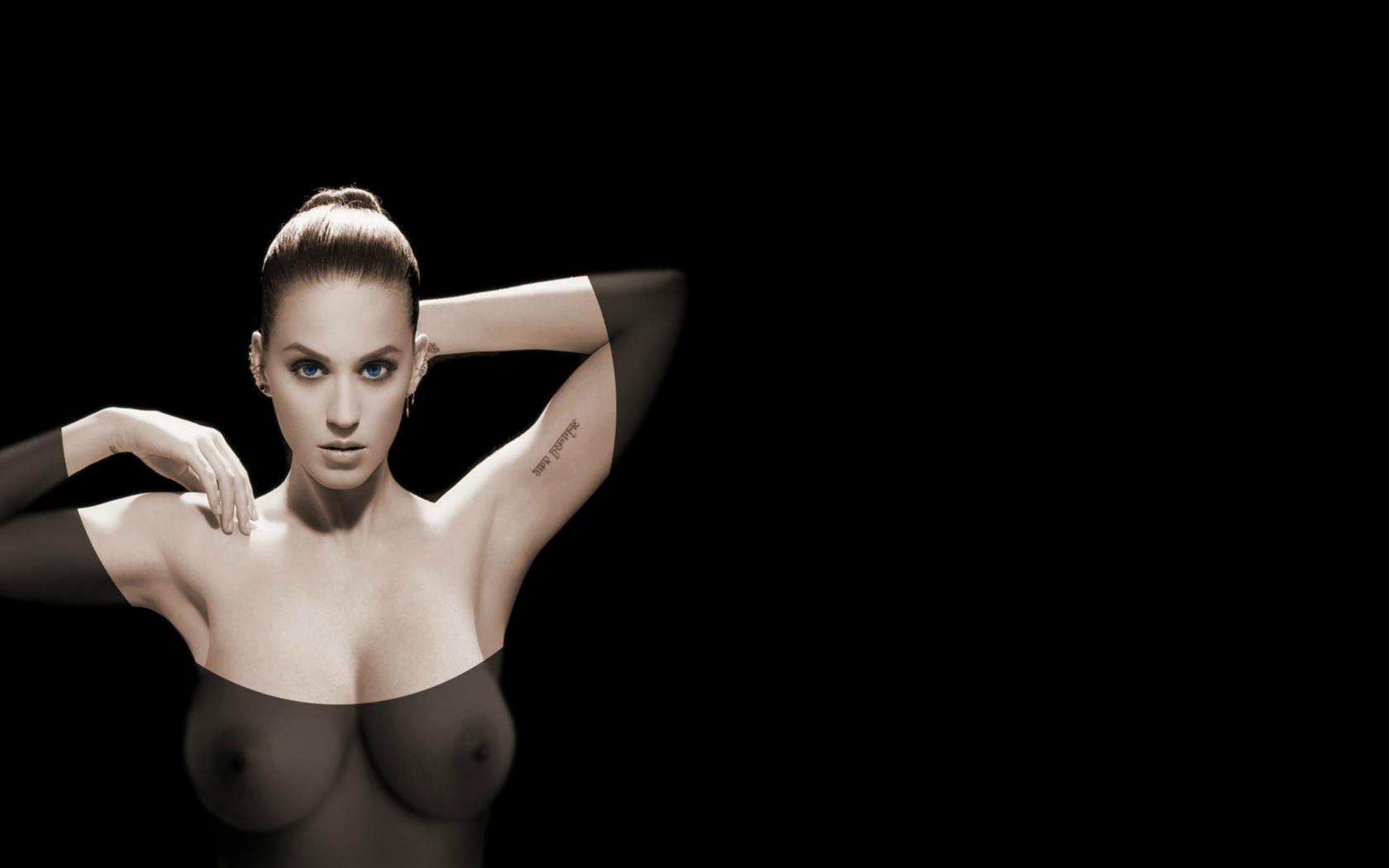 perry nude fake katy