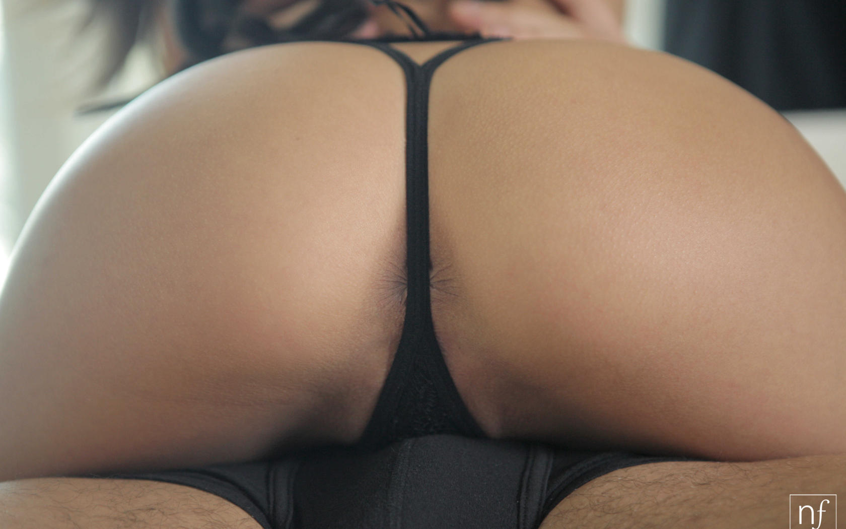 image Sexy young girl and chubby old granma have se