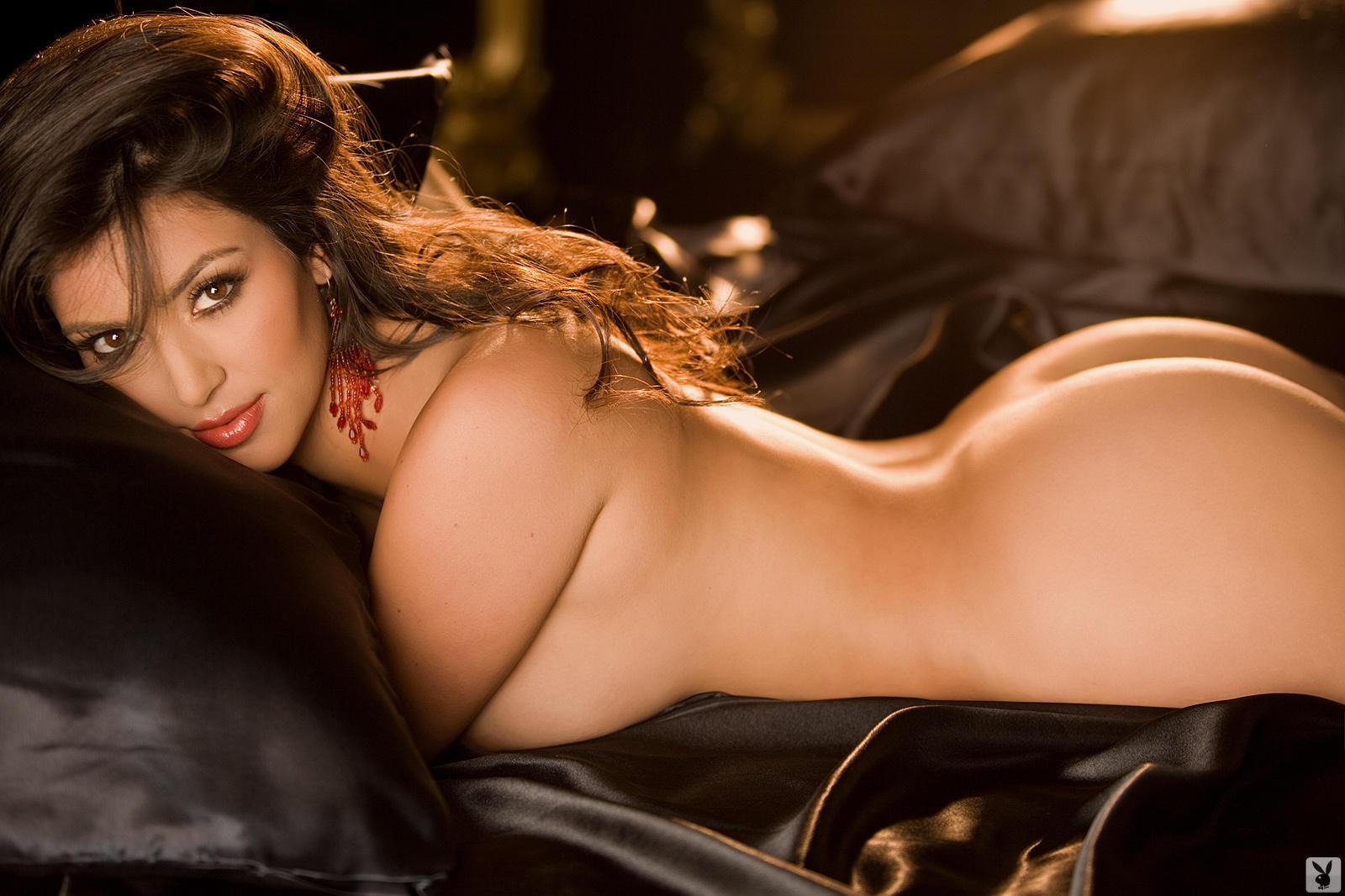alana de la garza nue sexy