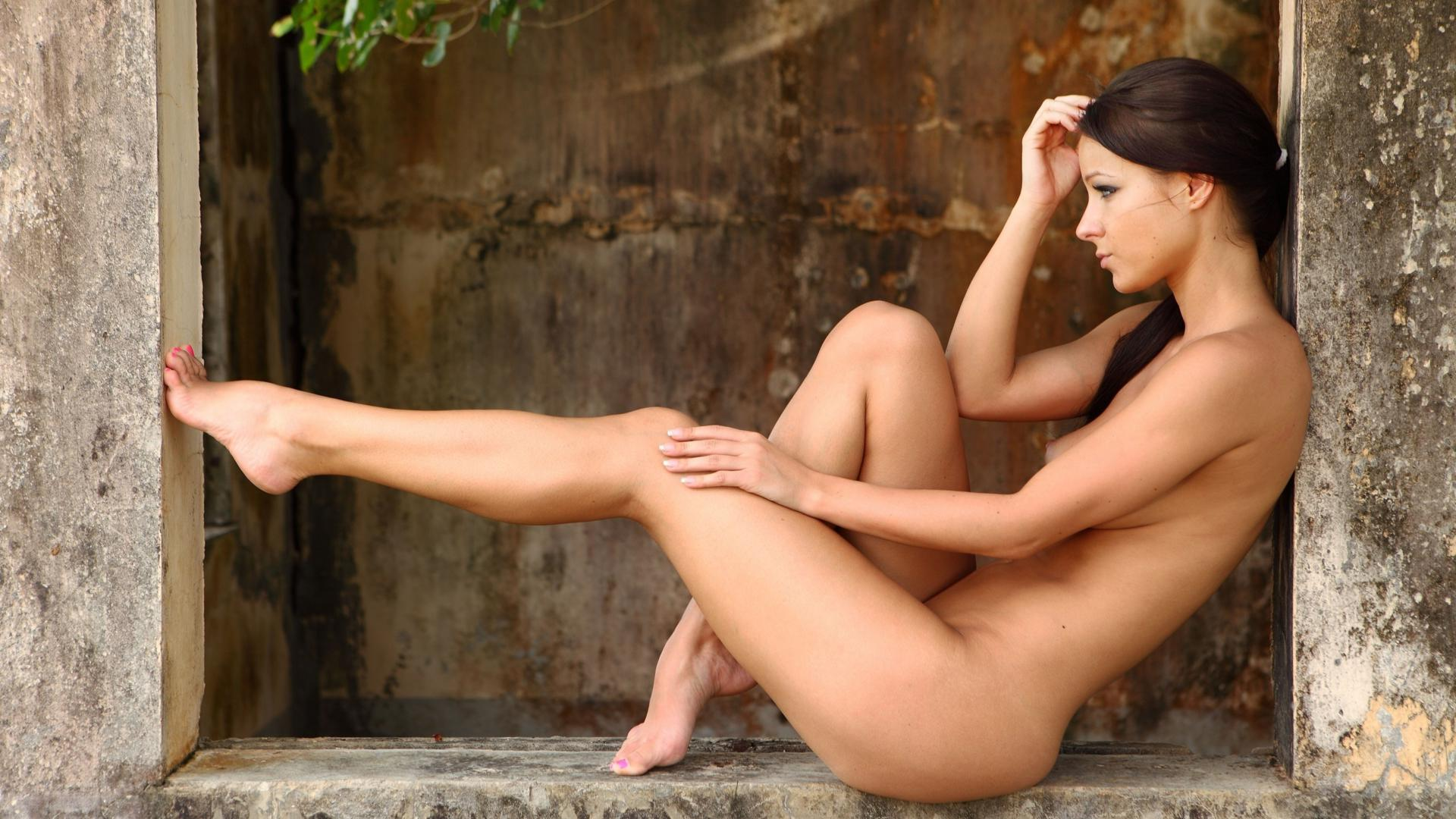 Hot Nude Beauty download photo 1920x1080, melissa mendiny, sexy, girl, hot