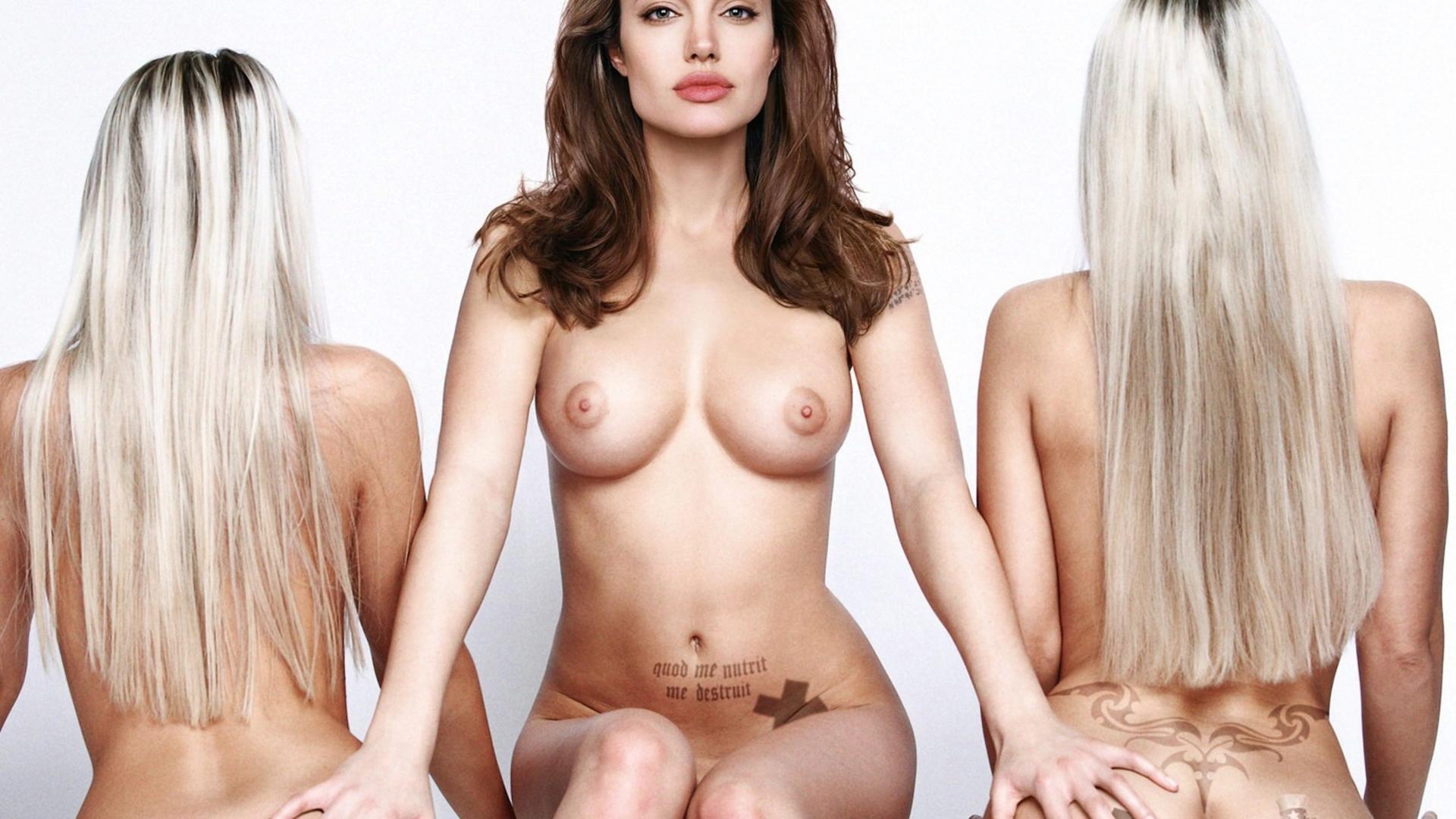 Naked female celebrities naked pics