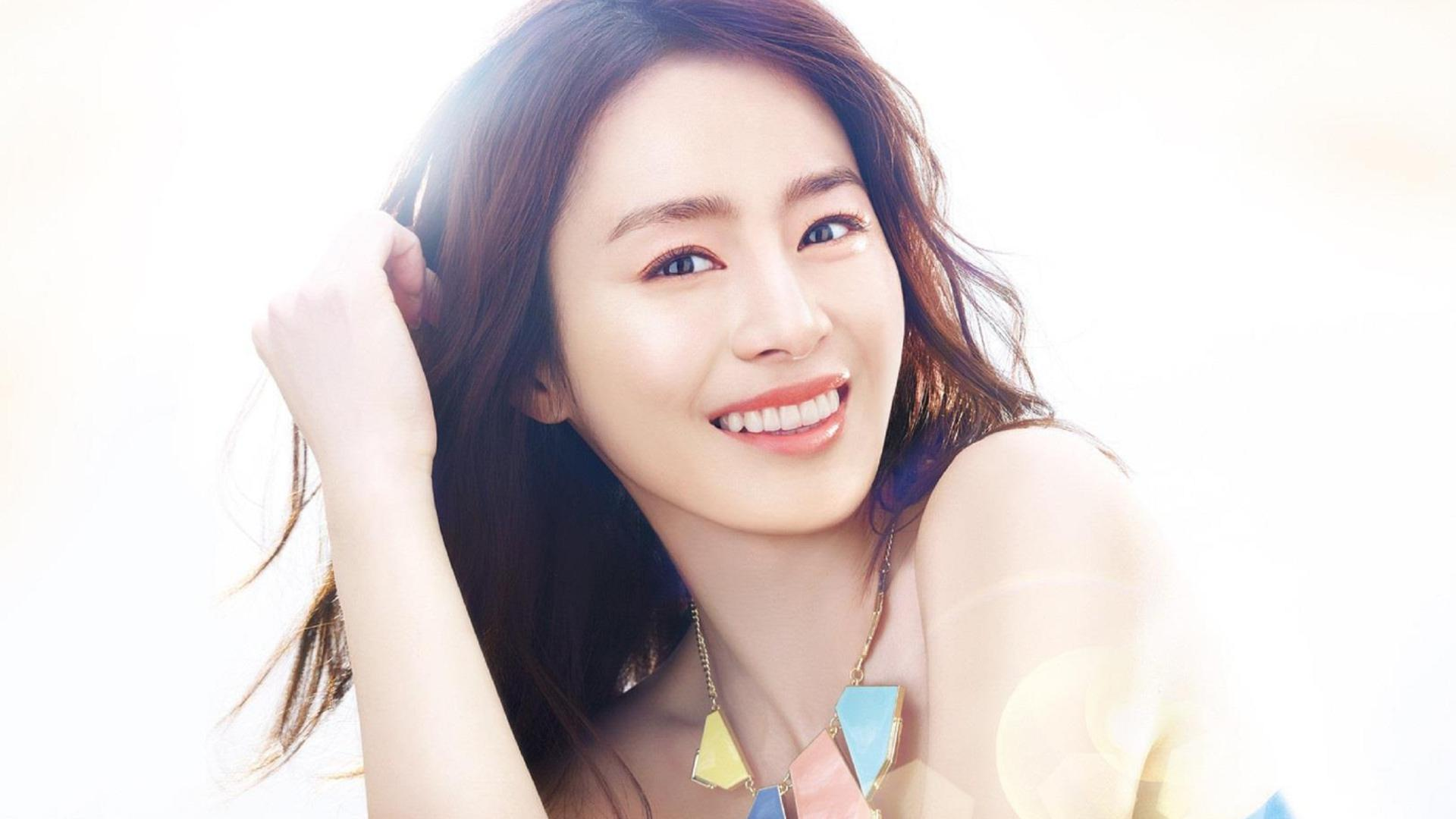 Download photo 1920x1080, kim tae hee, korean girl ...