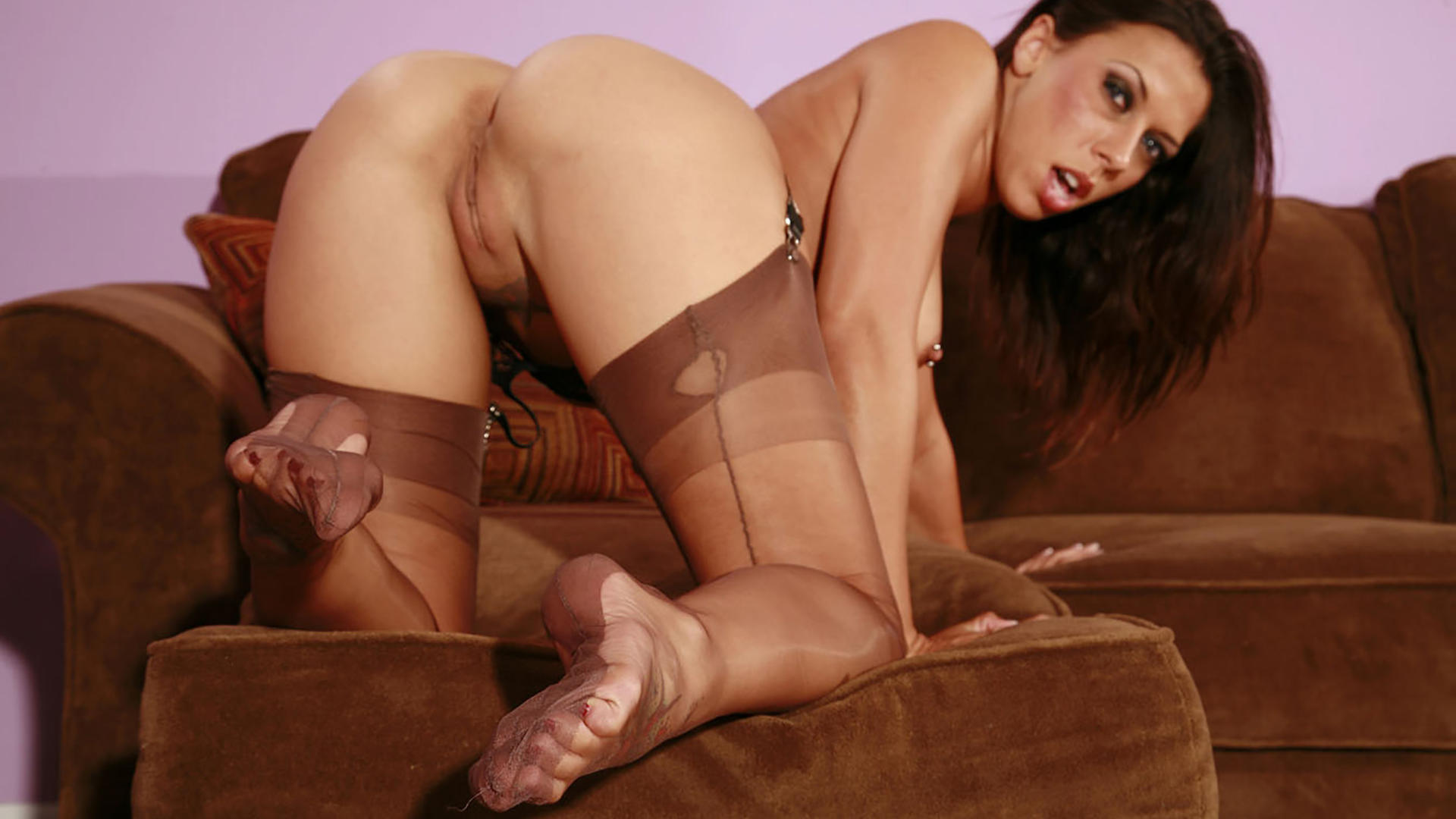 Share your Rachel starr stockings all clear