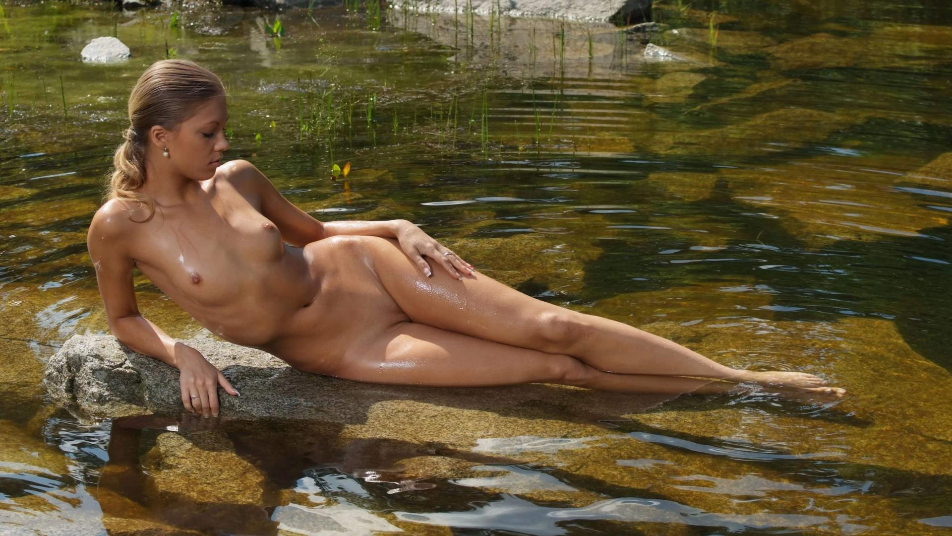 Thanks! Excuse Nude girl in pond look for