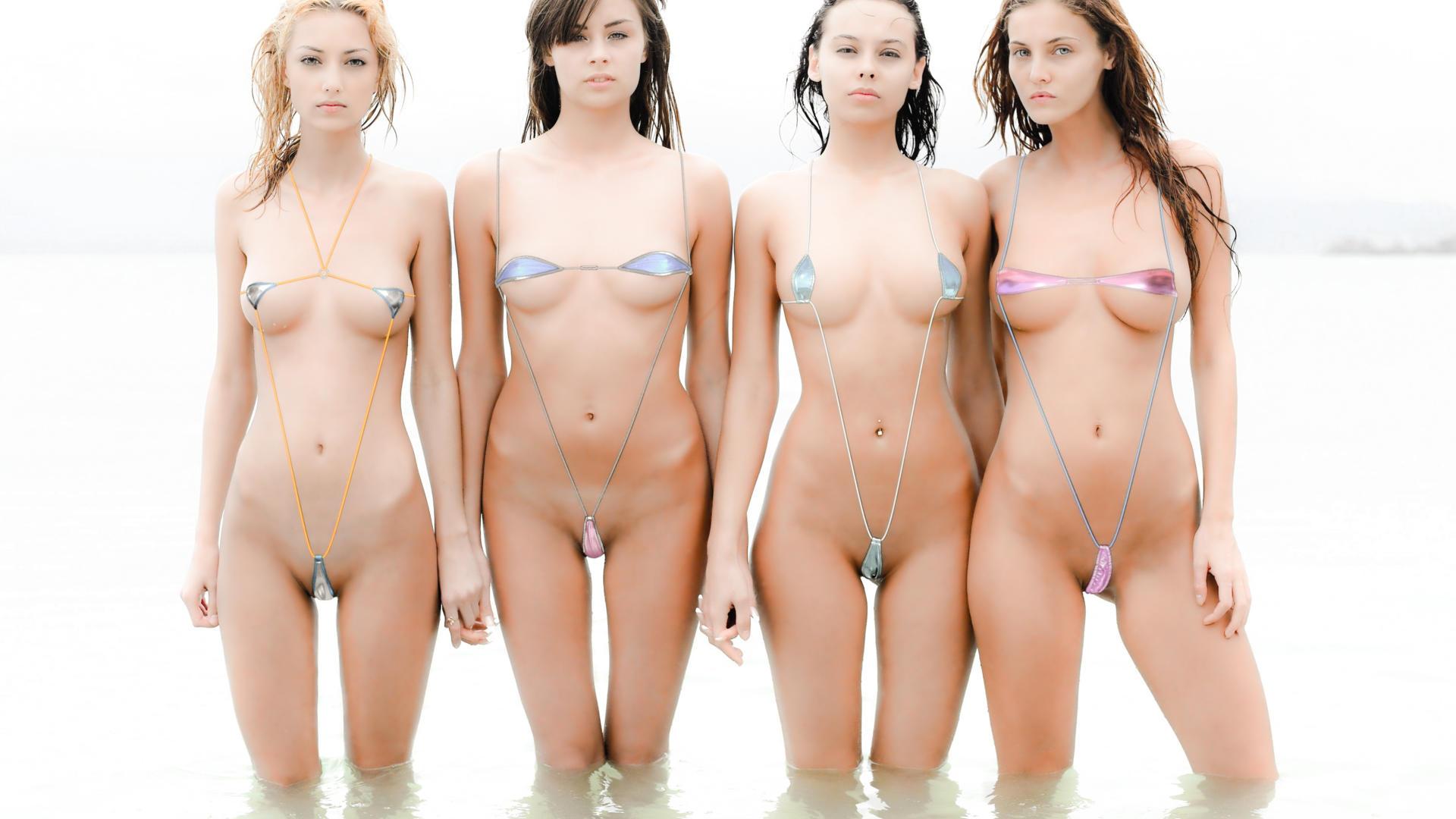 Shower 1080 bikini pics love