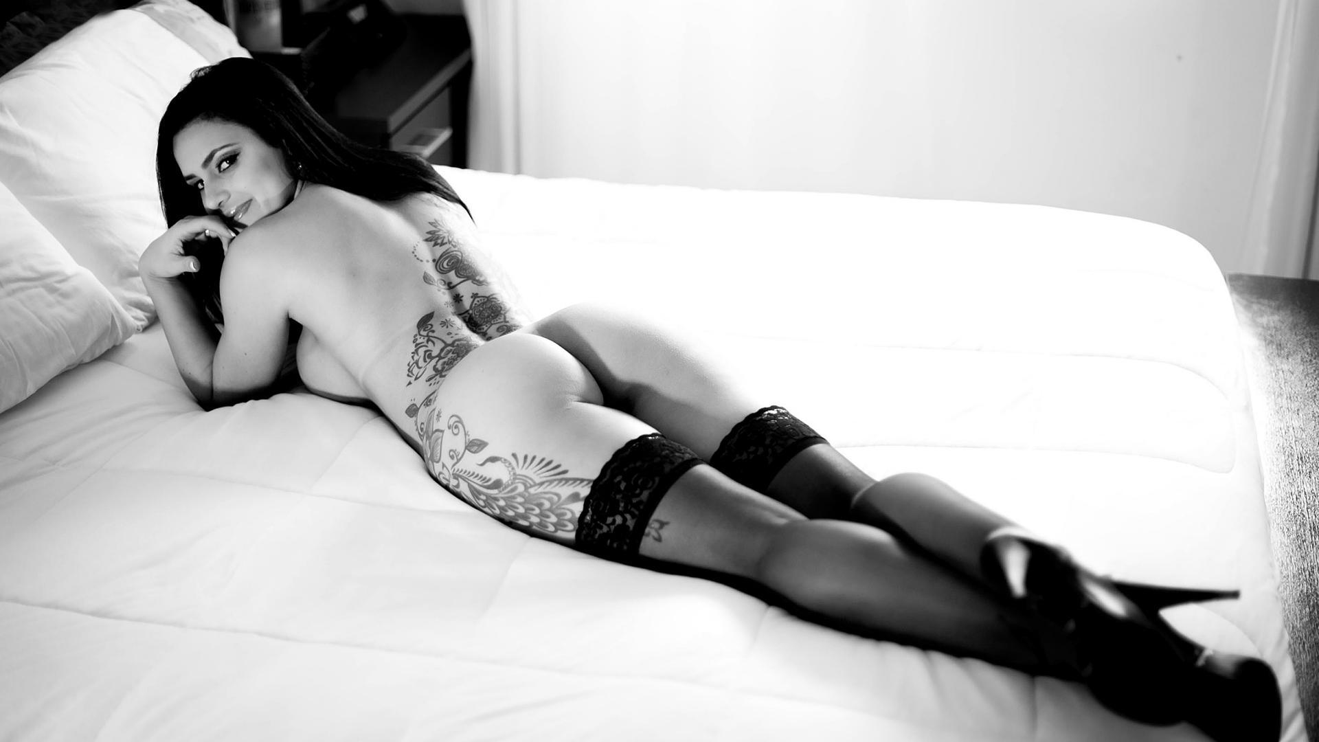 Girls punished nude photo
