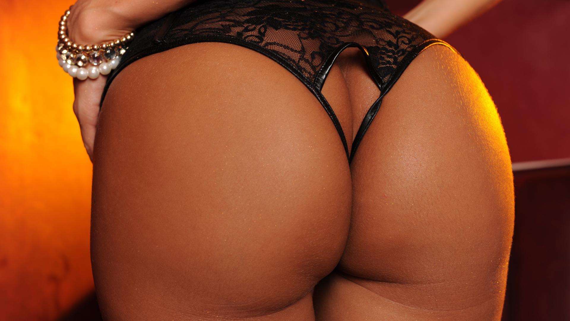 Big round sexy ass