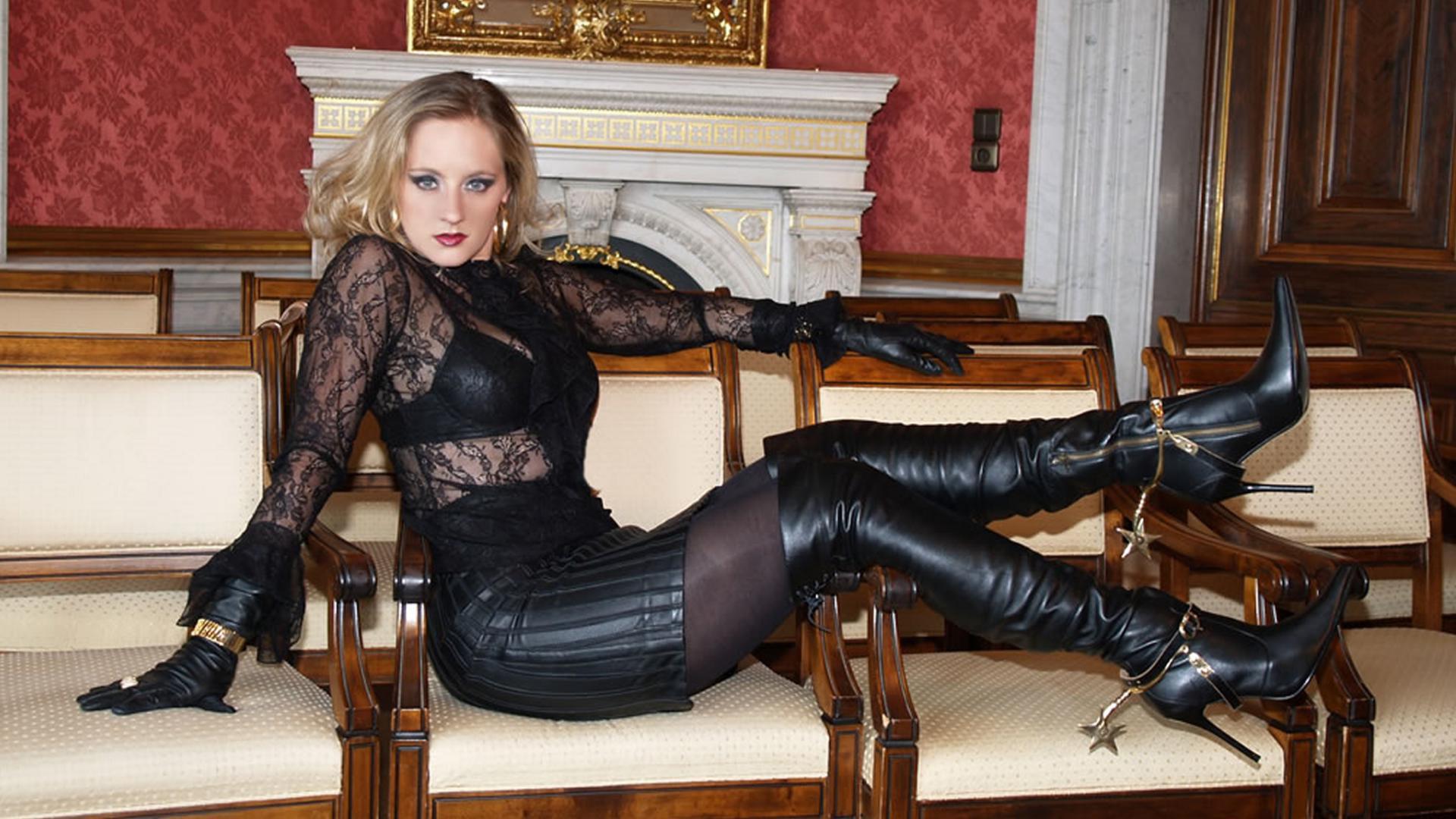 Download photo 1920x1080, lady ann, blonde, german