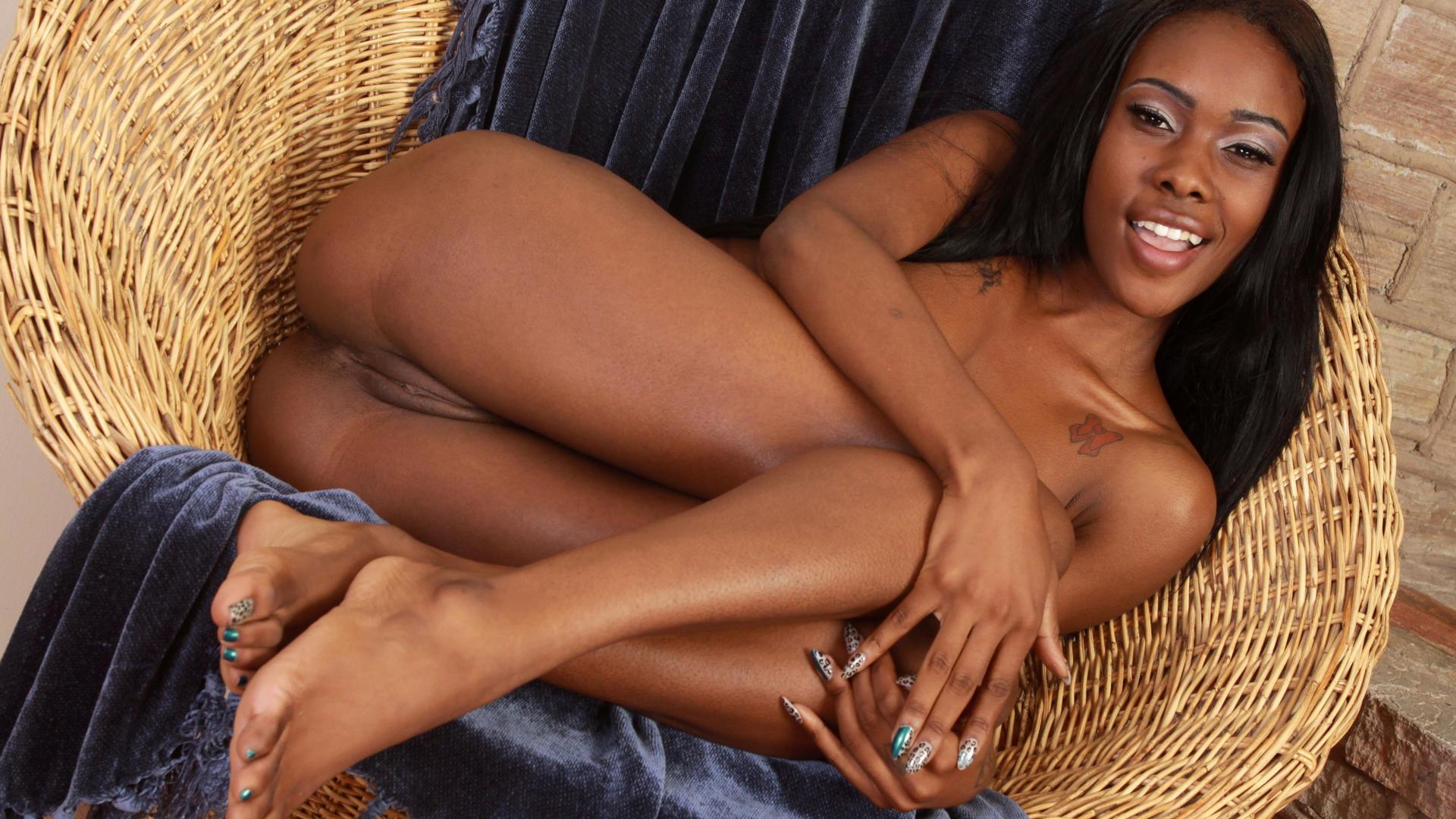 Nude Black Model Galleries Free Ebony