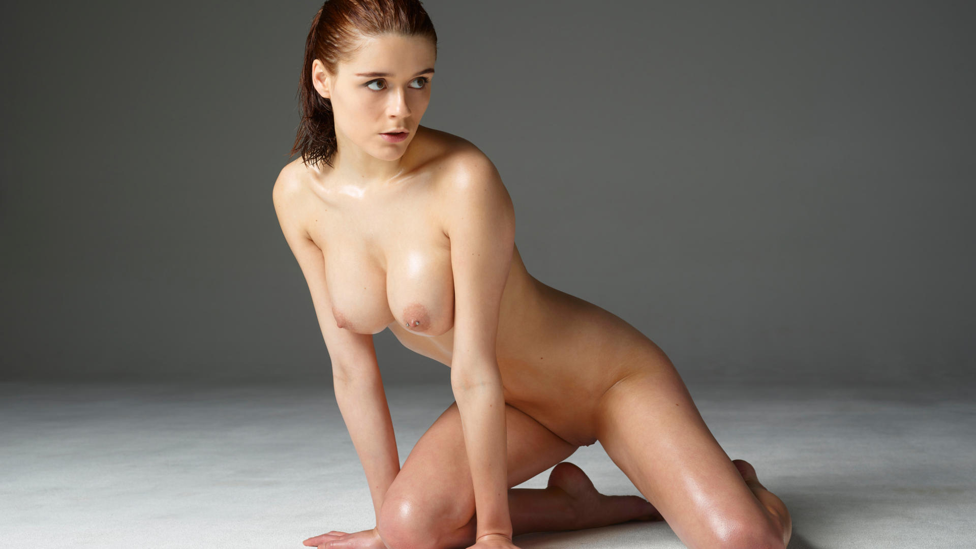 Interracial naked