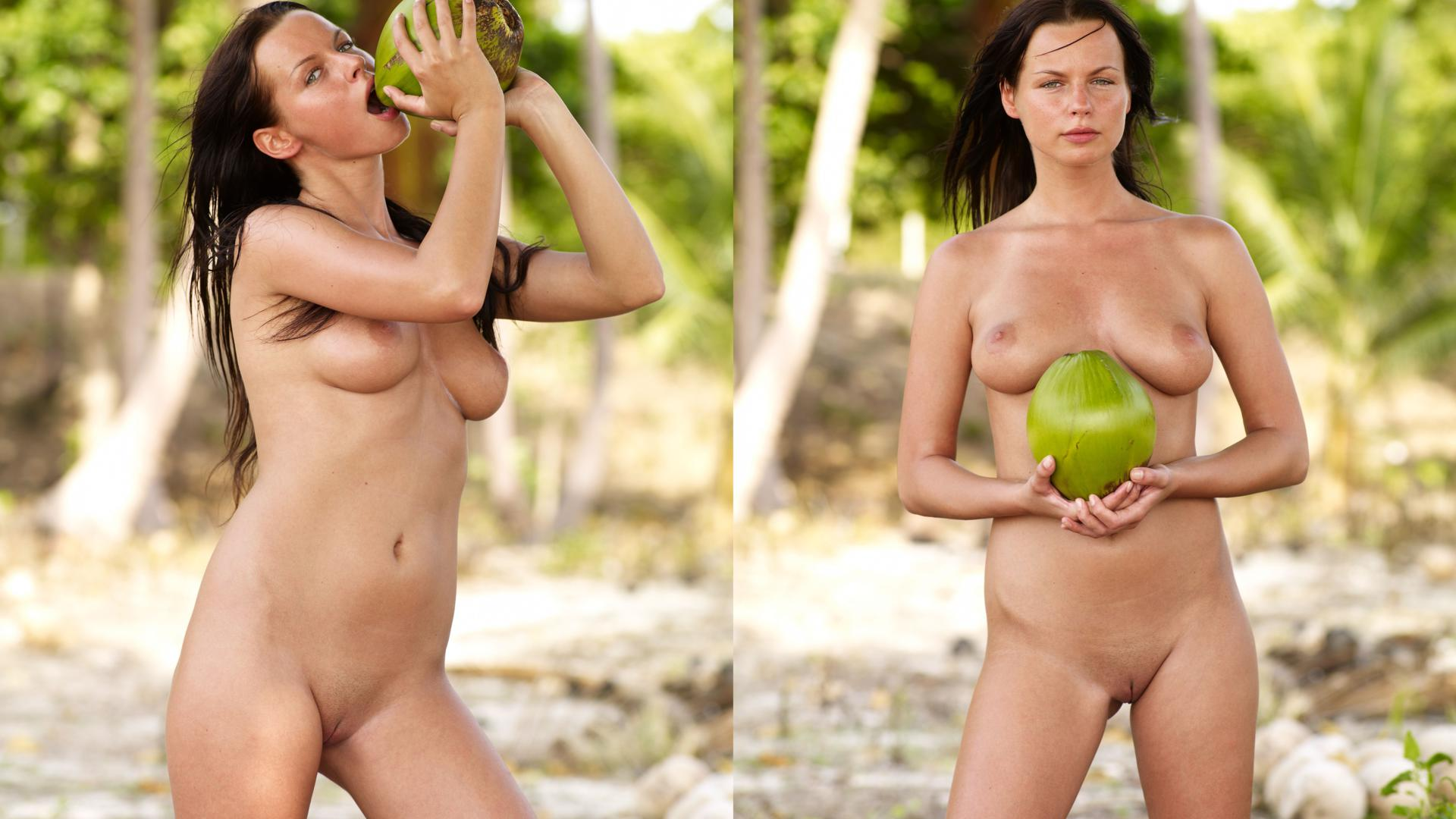 coconut boobs
