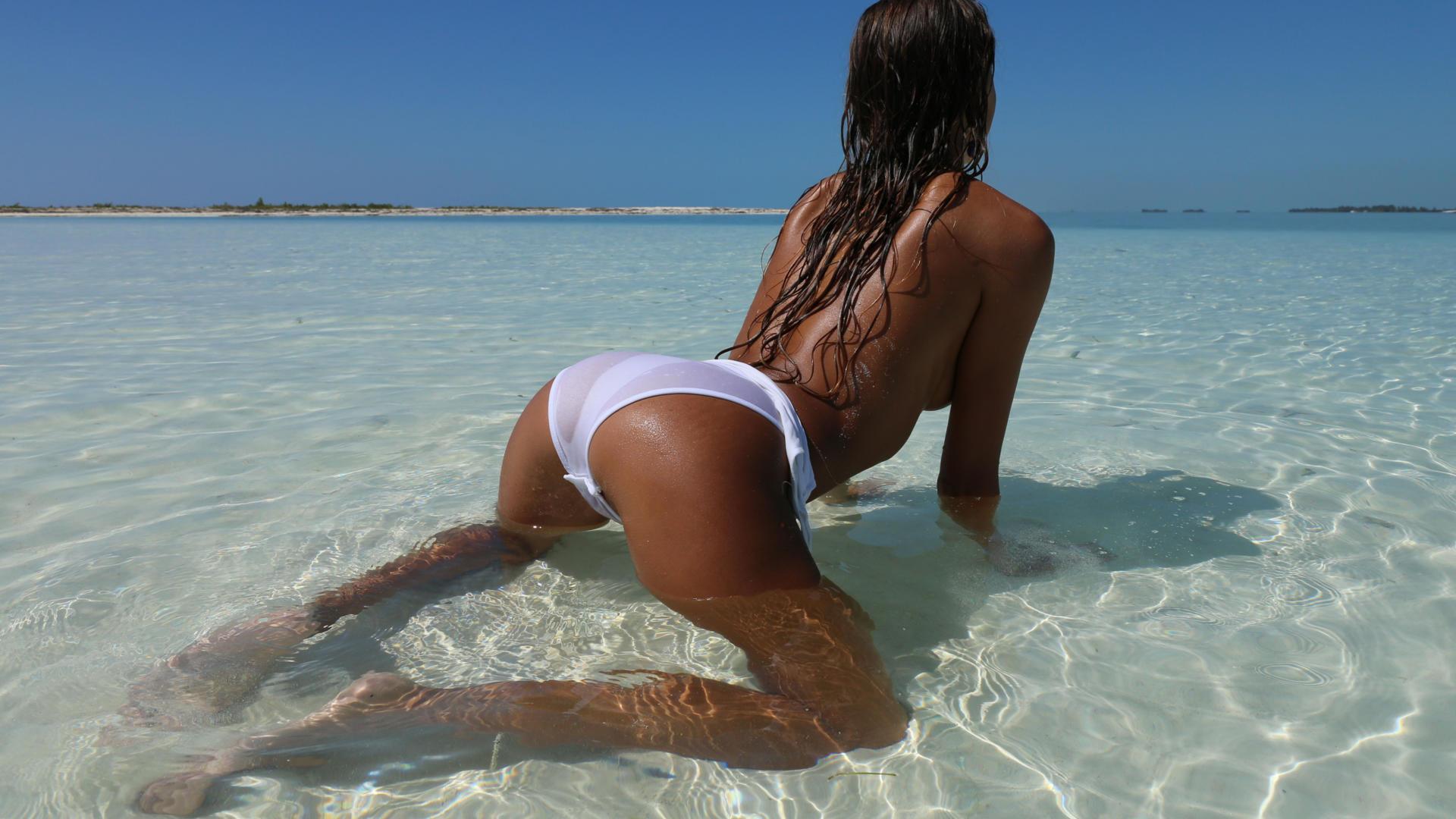 Shamrock style bikini