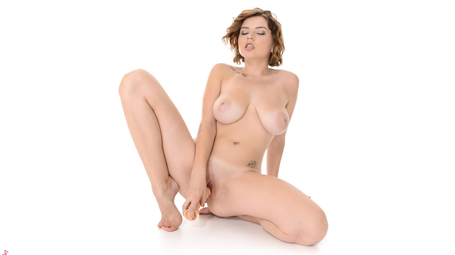 ... boobs, natural boobs, masturbating, big tits, tits, boobs - ID: 183795