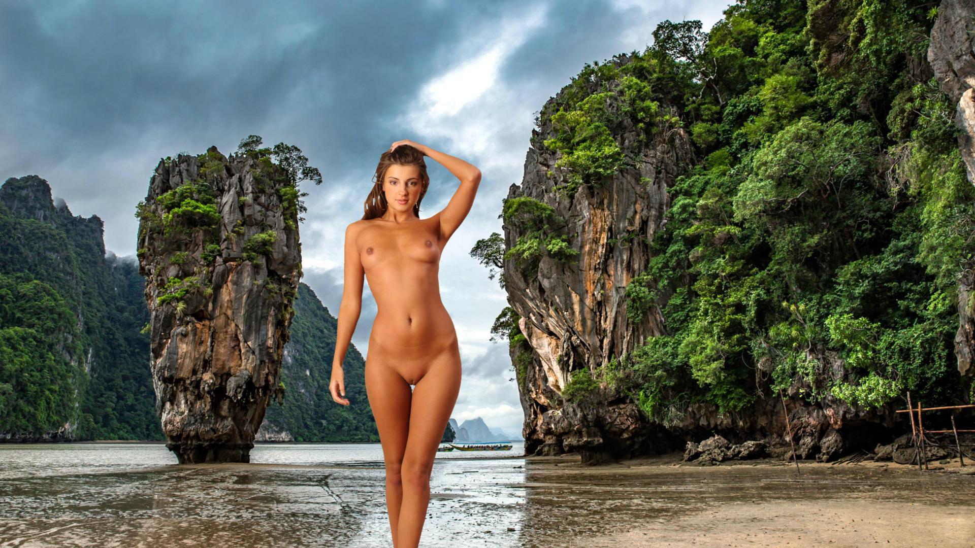Sanibel island nude
